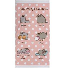 Pusheen Pusheen Strandlaken Pool Party