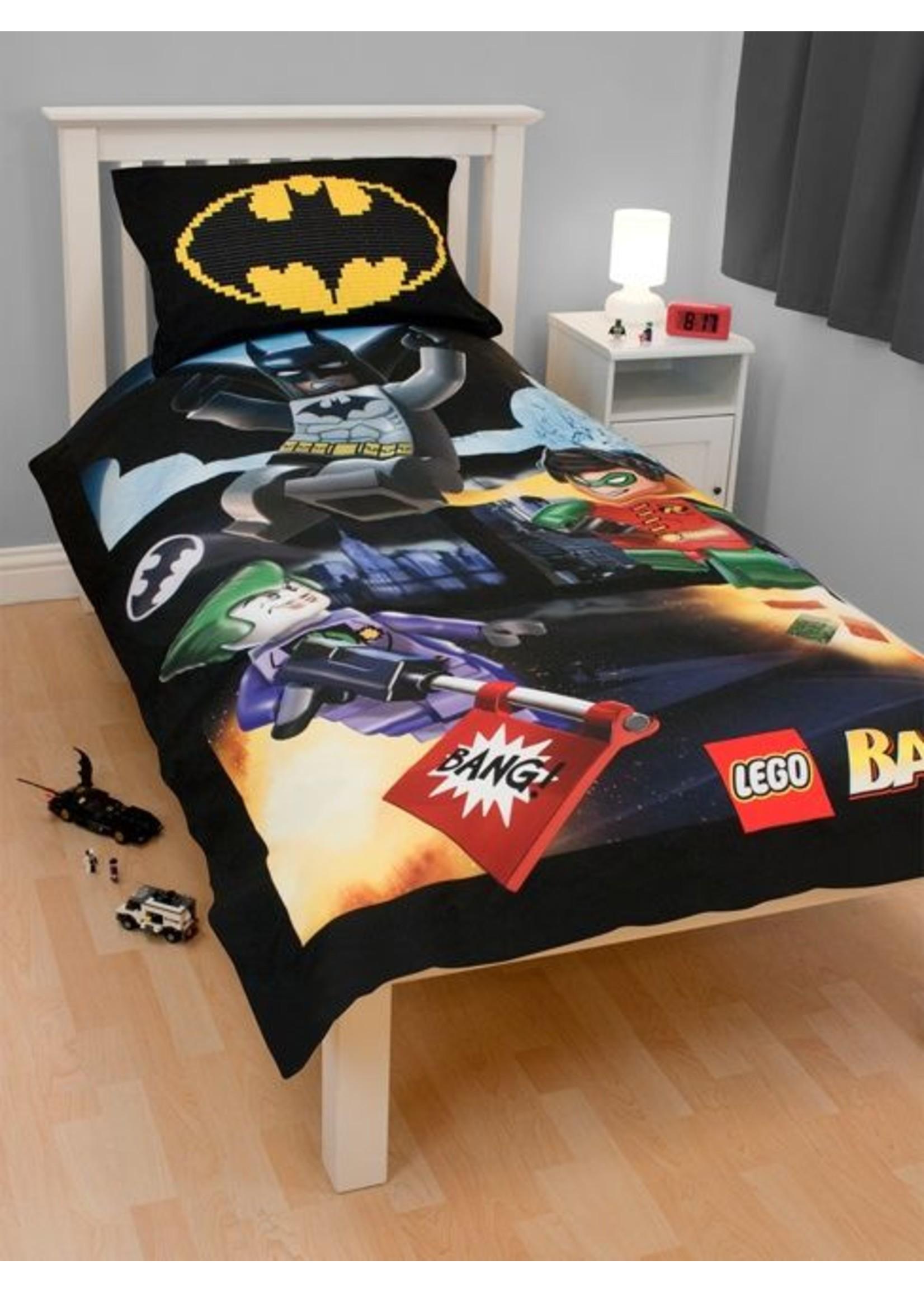 DC Comics Batman Dekbedovertrek Set Lego LEG12015