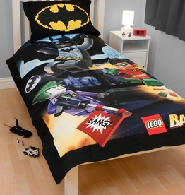 Batman Dekbedovertrek Set Lego LEG12015