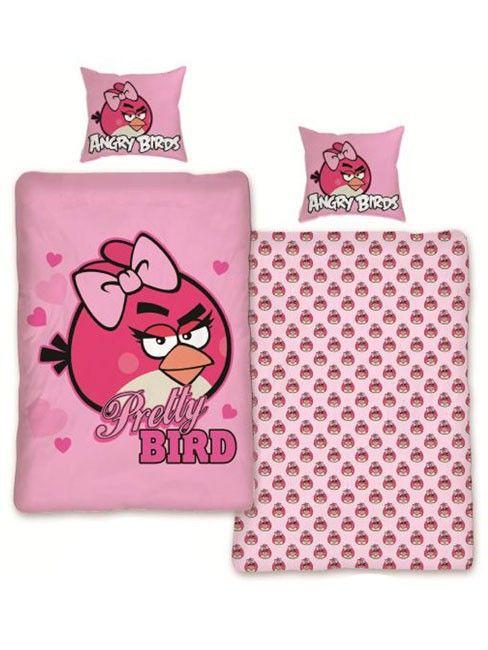 Angry Birds Dekbedovertrek Pretty Bird AB01019-Pretty Bird