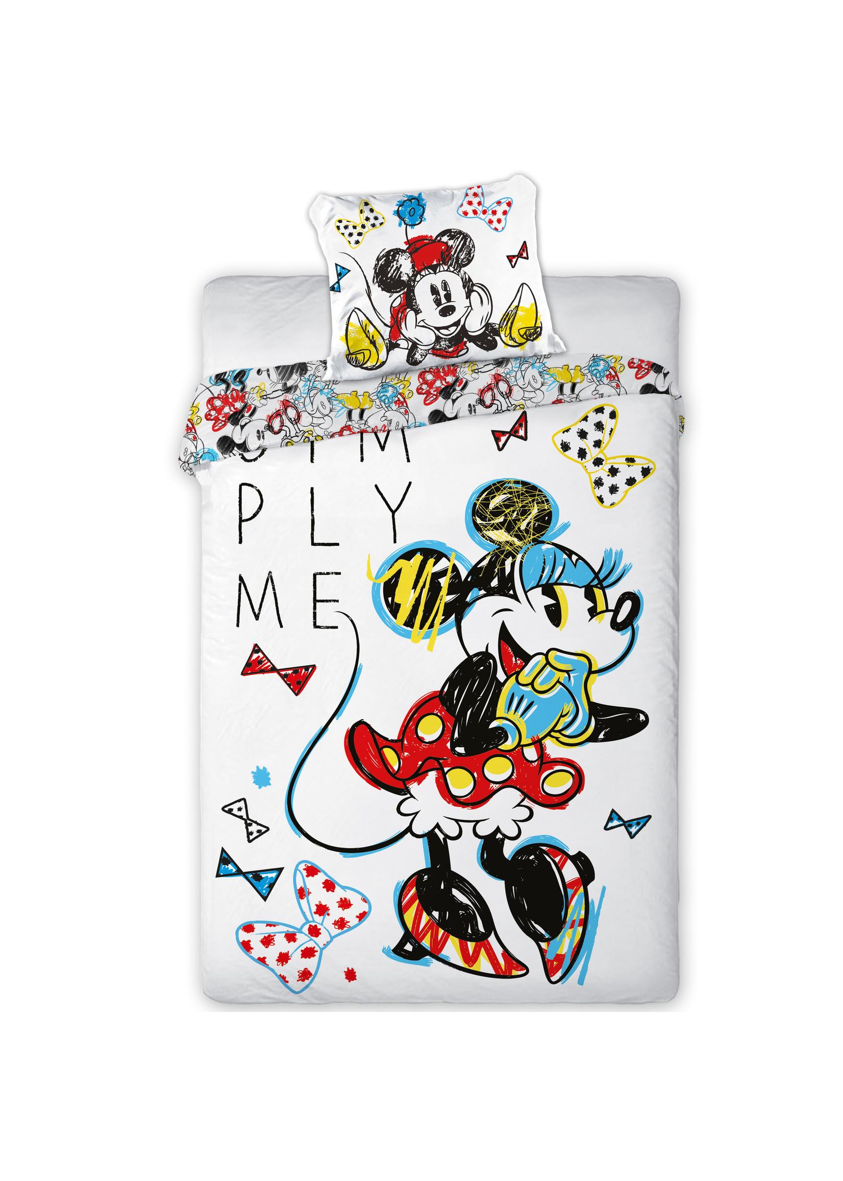 Disney Minnie Mouse Dekbedovertrek Simply Me