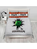 Minecraft Minecraft Double Duvet Cover Dynamite