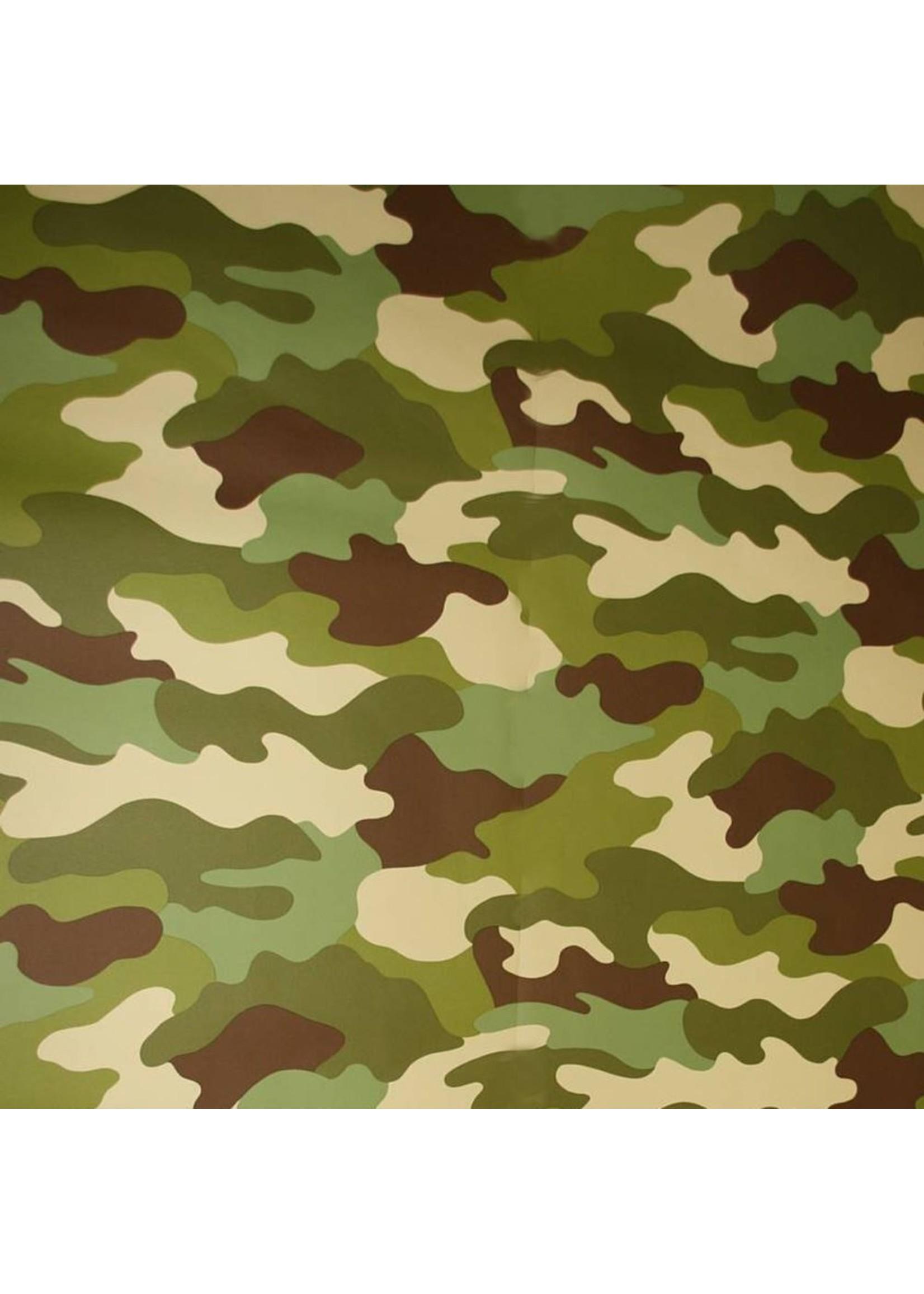 Kidz Club Camouflage Behang