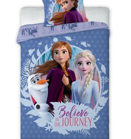 Disney Frozen Frozen 2 Dekbedovertrek Believe Journey