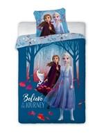 Disney Frozen Frozen 2 Duvet Cover Believe Journey Blue