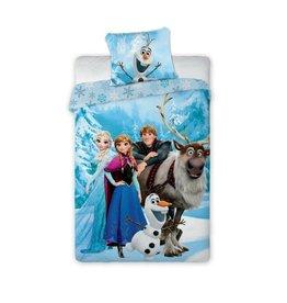 Disney Frozen Frozen Dekbedovertrek Blauw