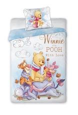 Winnie the Pooh Duvet Cover Love