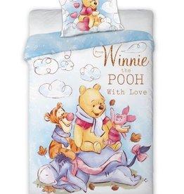 Winnie de Poeh Winnie the Pooh Duvet Cover Love