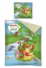Winnie de Poeh Winnie the Pooh Duvet Cover Boat