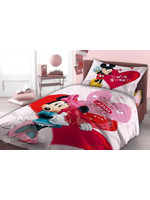 Disney Minnie Mouse Dekbedovertrek