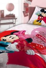 Disney Minnie Mouse Cute Dekbedovertrek