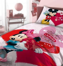 Disney Minnie Mouse Dekbedovertrek
