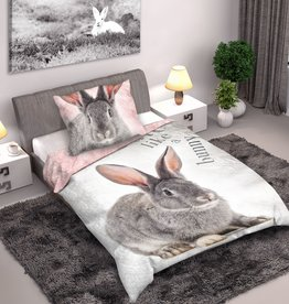 Bunny Rabbit Duvet Cover Set