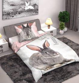 CharactersMania Bunny Rabbit Duvet Cover Set