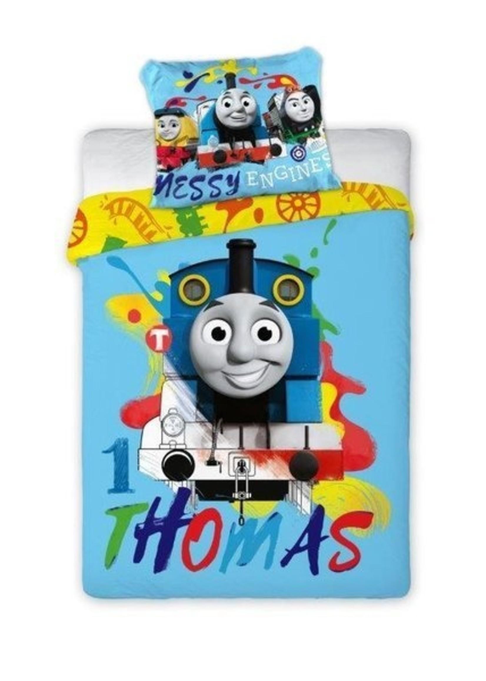 Thomas de Trein Fisher Price Thomas & Vrienden Baby Dekbedovertrek