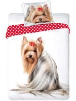 Yorkshire Terrier Hond Dekbedovertrek