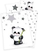 Baby Best Panda Junior Duvet Cover Set Flanel