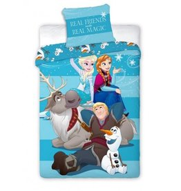 Disney Frozen Frozen Duvet Cover Set Friends Magic