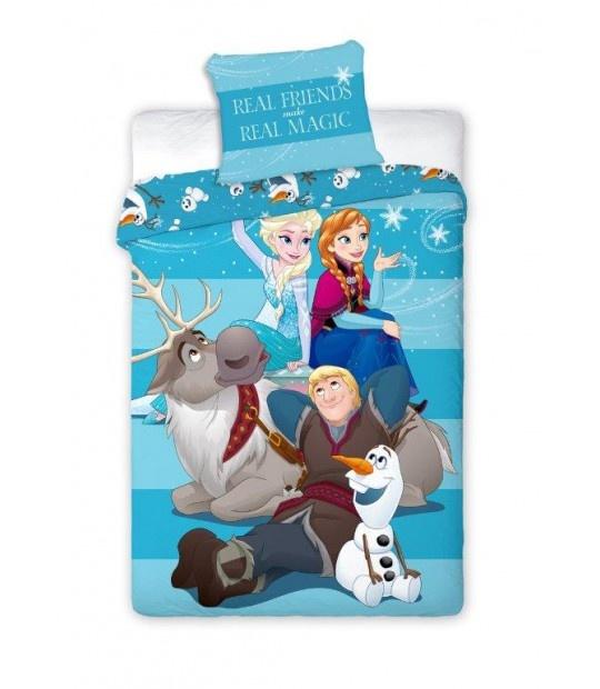 Disney Frozen Frozen Dekbedovertrek Friends Magic