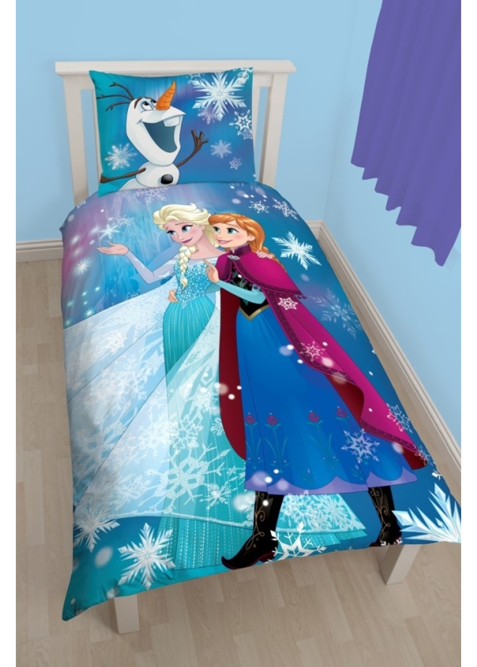 Disney Frozen Frozen Dekbedovertrek Blizzard