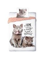 Animal Planet Cats Best Friends Duvet Cover Set