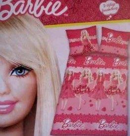 Barbie Dekbedovertrek Katoen 140x200 BA02003
