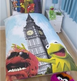 Muppets Dekbedovertrek BigBen MU13004