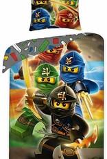 Lego Ninjago  Quadrant Duvet Cover