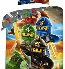 Lego Ninjago Quadrant Dekbedovertrek