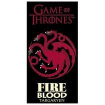 Game of Thrones Handdoek Winter is Coming