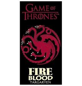 Game of Thrones Handdoek Vuur & Bloed