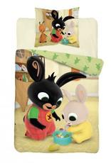 Bing Bunny Bing Bunny Dekbedovertrek 140x200cm