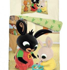 Bing Bunny Bing Bunny Duvet Cover Set 140.200cm