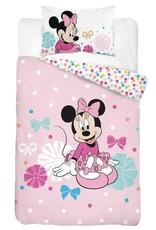 Disney Minnie Mouse  Junior Dekbedovertrek Roze