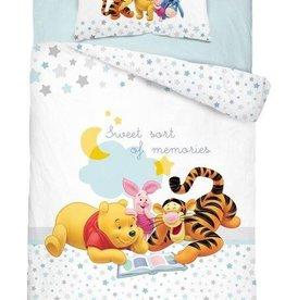 Winnie de Poeh Winnie the Pooh Junior Duvet Cover Memories