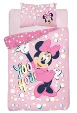 Disney Minnie Mouse  Junior Dekbedovertrek Yoohoo