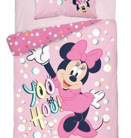 Disney Minnie Mouse  Junior Dekbedovertrek Yoohoo