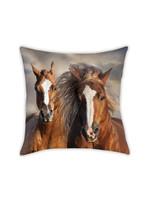 Animal Pictures Paarden Kussen