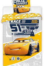 Disney Cars Cars Dekbedovertrek Cruz