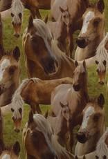 Rasch Paarden Behang