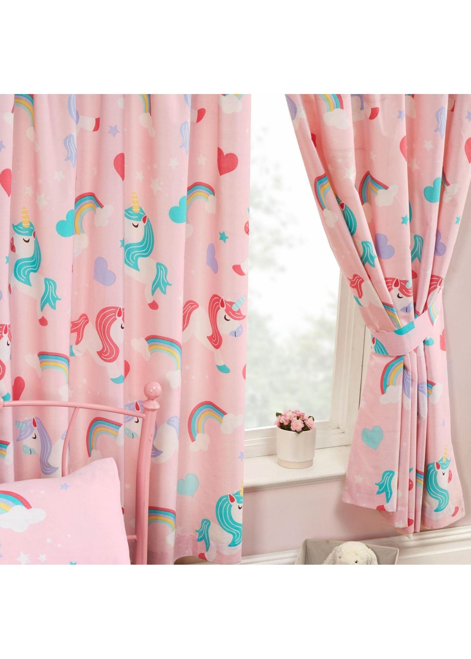 Unicorn Gordijnen I Believe