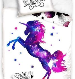 CharactersMania Magic Unicorn Duvet Set