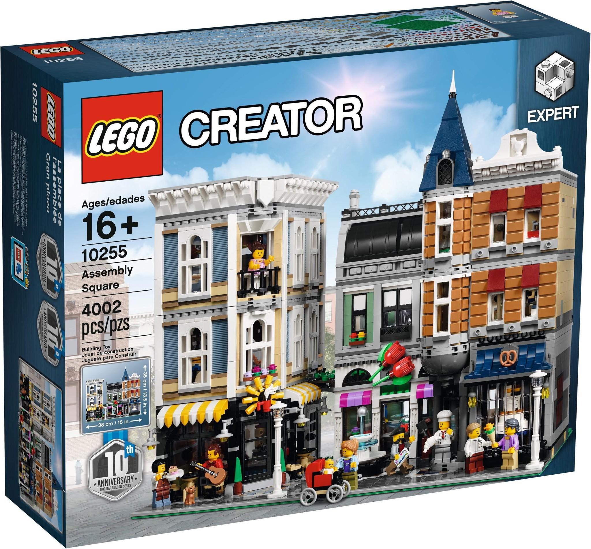Lego LEGO CREATOR Assembly Square 10255