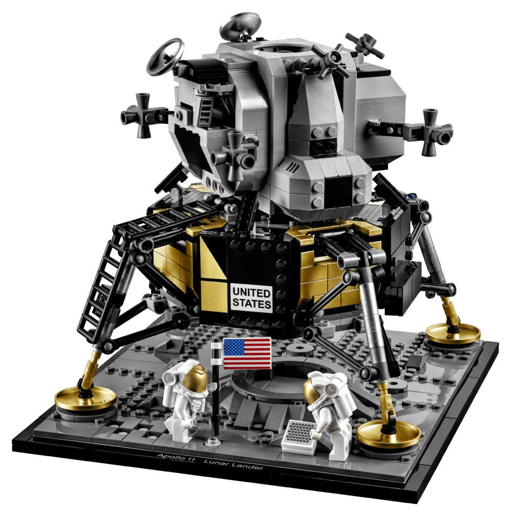 Lego LEGO CREATOR NASA Apollo 11 Lunar Lander 10266