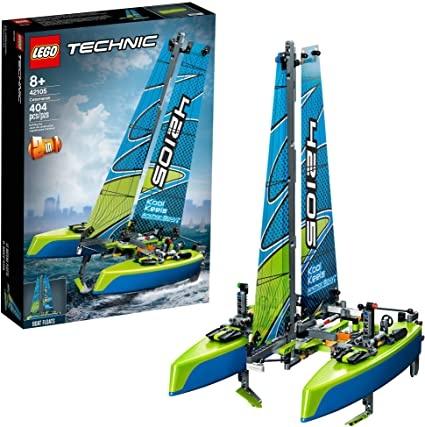 Lego LEGO TECHNIC Catamaran 42105