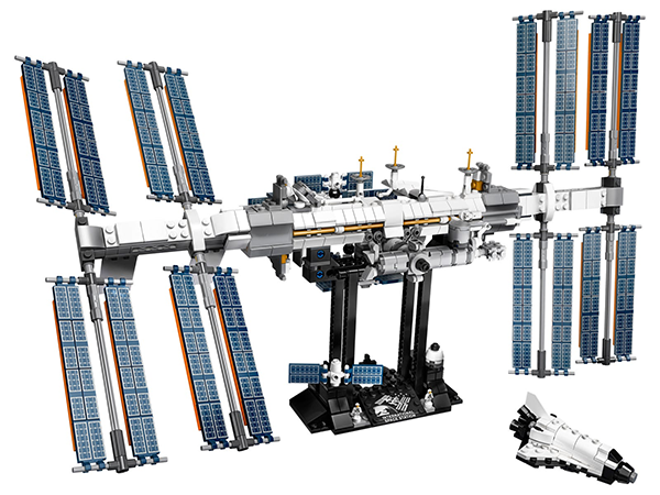 Lego LEGO IDEAS International Space Station 21321