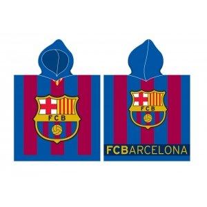 FC Barcelona FC Barcelona Poncho Handdoek