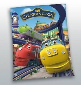 Chuggington Chuggington Fleece Deken