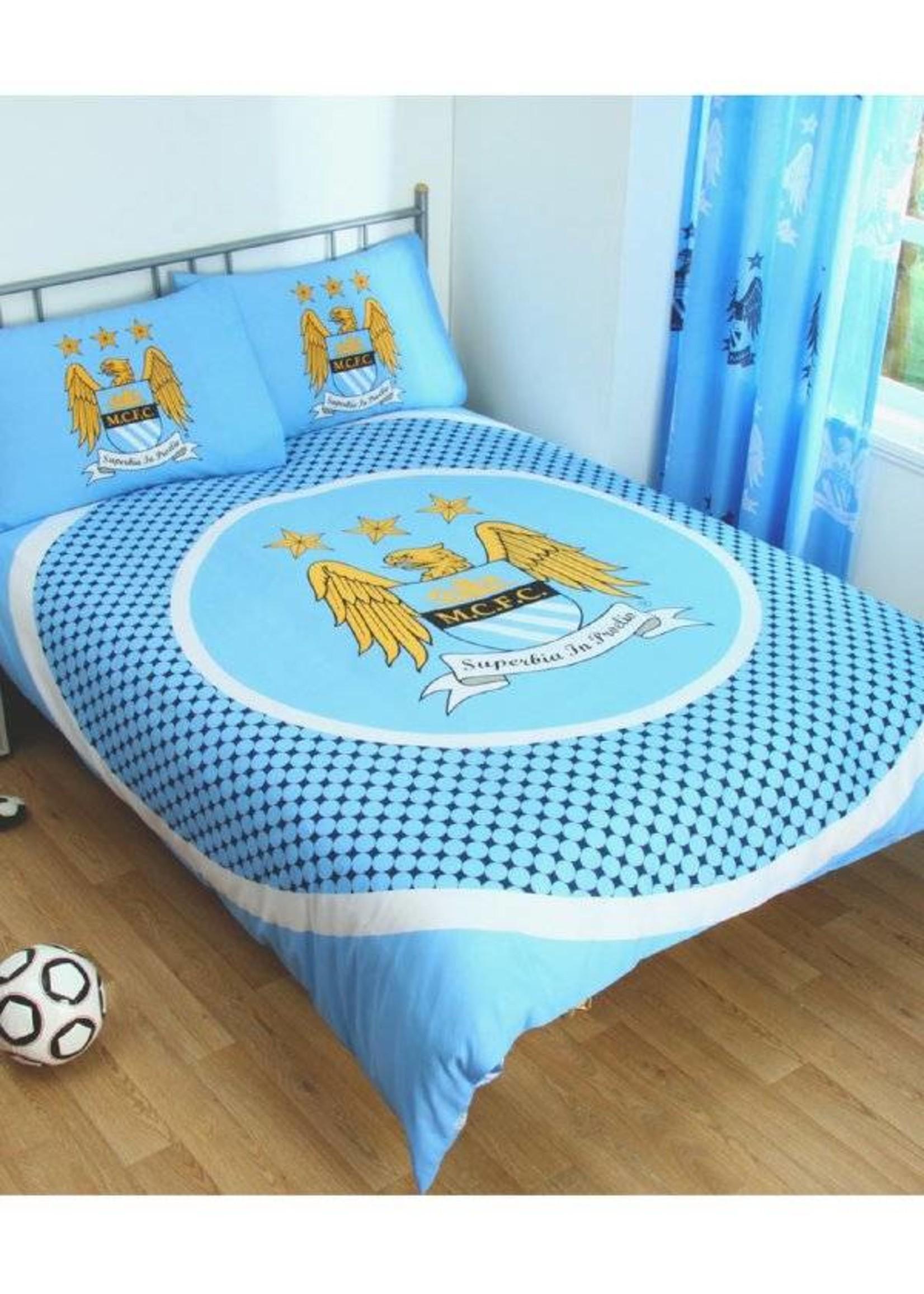 Manchester City Dekbedovertrek MU772
