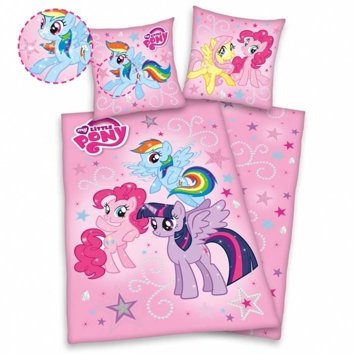 My Little Pony Dekbedovertrek Katoen 140x200 MLP13001